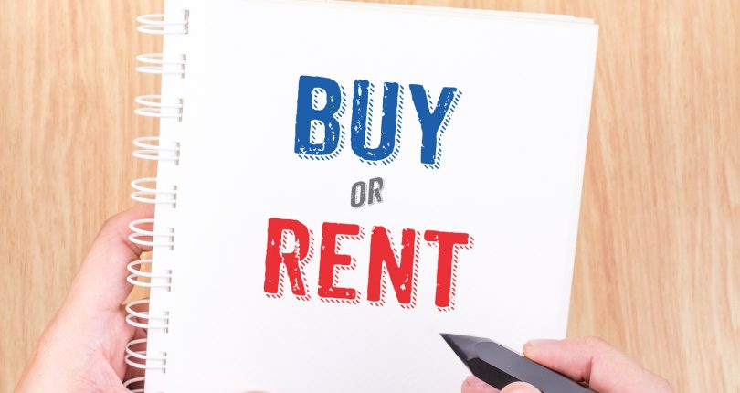 Why it's time to stop renting and start buying