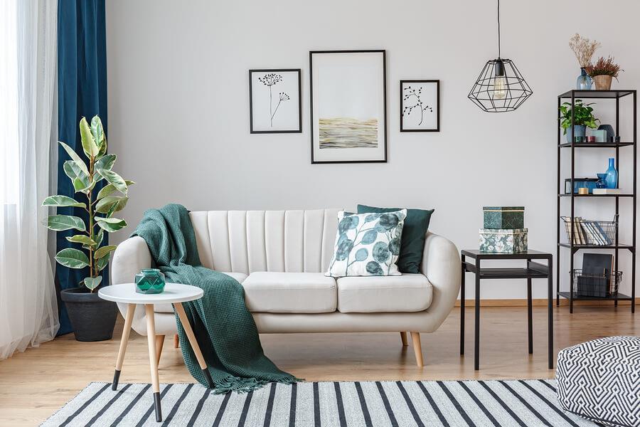10 Ways To Brighten Up A Dark Room Homes By Esh