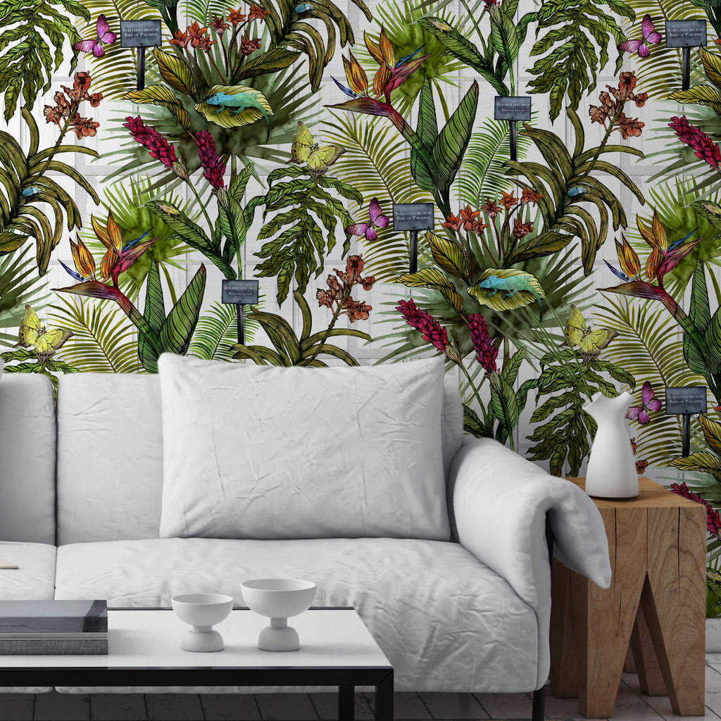 2020 Wallpaper Trends.The Wildest Wallpaper Trends For 2020 Homes By Esh
